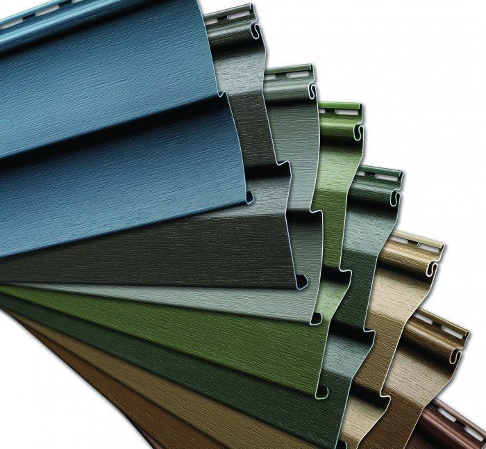 Акриловое покрытие панелей навсегда сохранит цвет