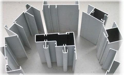 алюминиевый профиль для фасадов