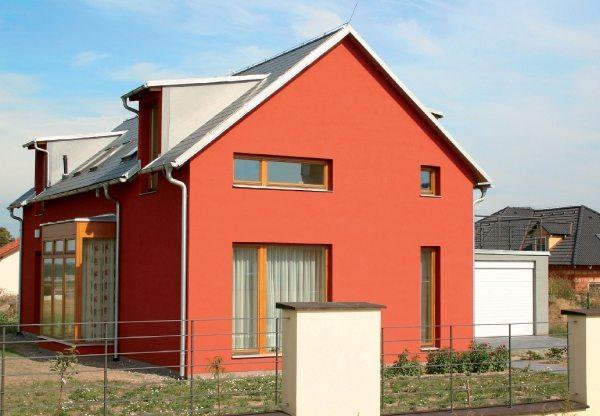 архитектурные решения фасадов