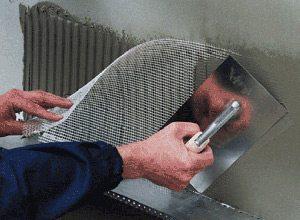 Армирование поверхности