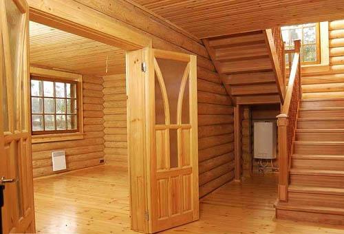 Блок Хаус из дерева – надежность, естественность и неповторимый аромат