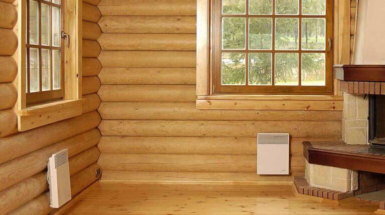 Что может быть лучше теплого оттенка натуральной древесины