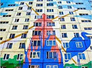 цветовые решения фасадов домов