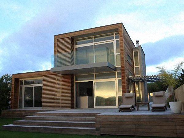 дизайн фасадов домов и коттеджей под покраску
