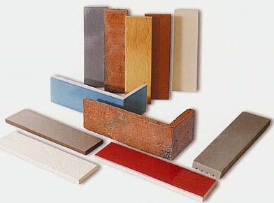 На фото изображена клинкерная плитка – более дешевый аналог клинкерного облицовочного кирпича