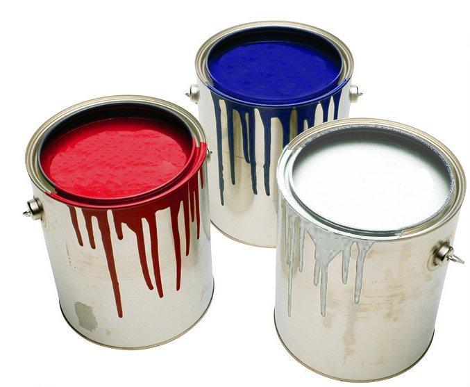 Выбор фасадной краски