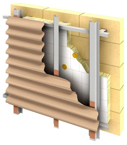 фасадные алюминиевые системы