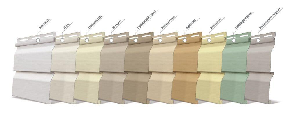 фасадные отделочные панели