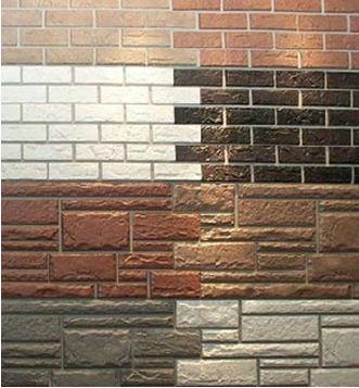 фасадные панели кирпич