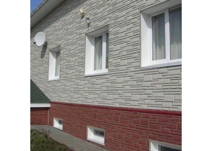 Термопанели фасадные под дикий камень