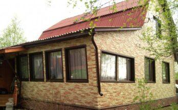фасадные панели стенолит