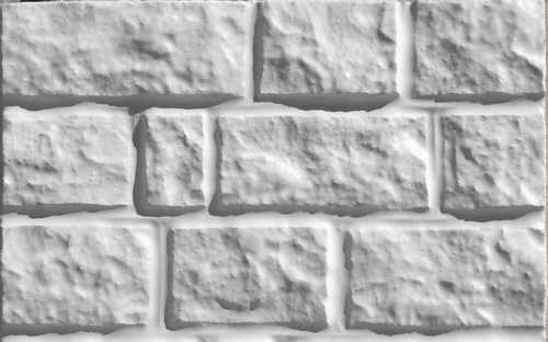 Фасадная плита под натуральный камень