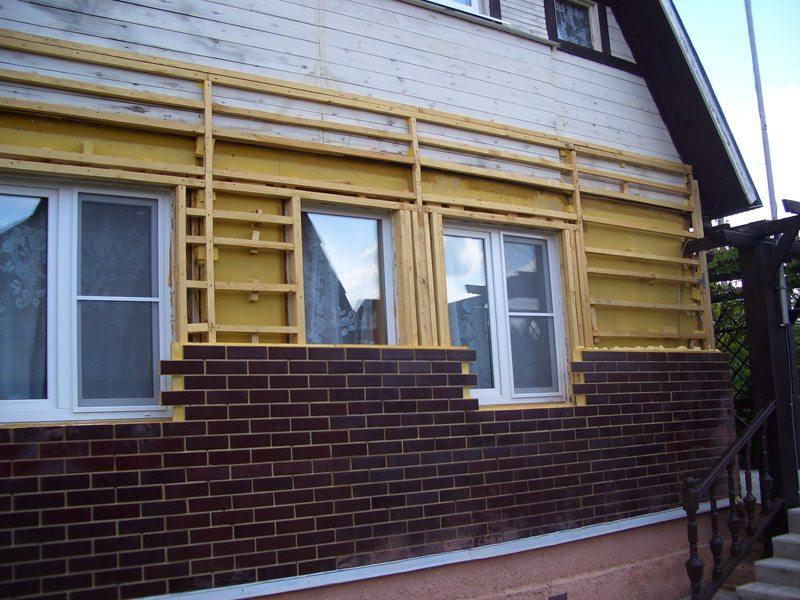фасадные утепленные панели
