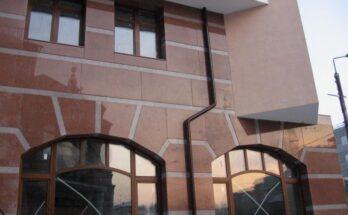 фасады из гранита