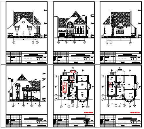 фасады жилых многоэтажных домов