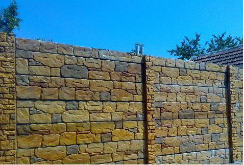 Эстетичность фасадной плитки