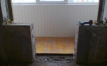 Фото подоконного блока