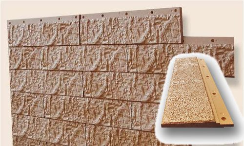 Идеальный аналог декоративному камню, который применяется для отделки фасада и цоколя