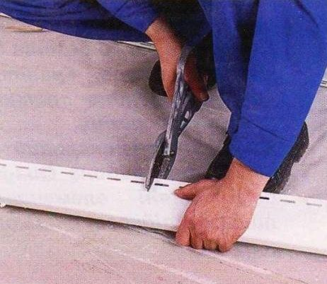 Использование ножниц по назначению.