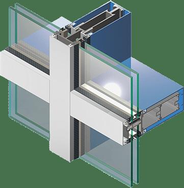 изготовление алюминиевых фасадов