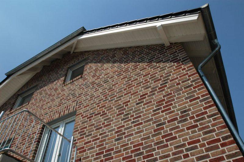 как отделать фасад дома