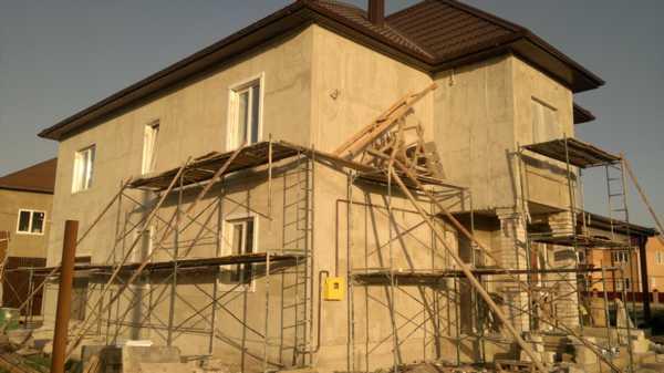 Подготовка поверхности стен для монтажа обрешетки