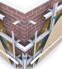 Вентилируемые фасады – все про облицовочную технологию