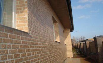 Фасад из керамических панелей