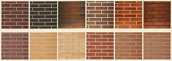 клинкерные фасадные панели