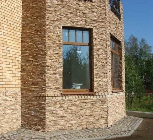 Отделочные материалы для фасадов: основные требования и имеющиеся варианты