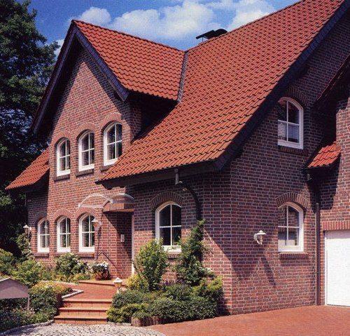 колористическое решение фасадов