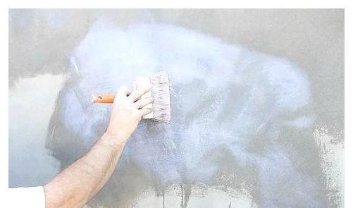Основные этапы подготовки стен к покраске показаны на фото, они включают в себя:
