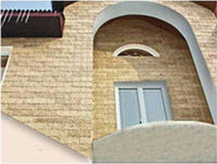 Красота и надежность бетонного сайдинга