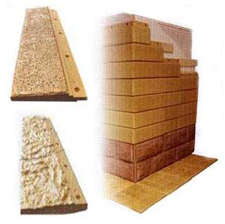 Крепеж бетонного сайдинга на деревянный каркас