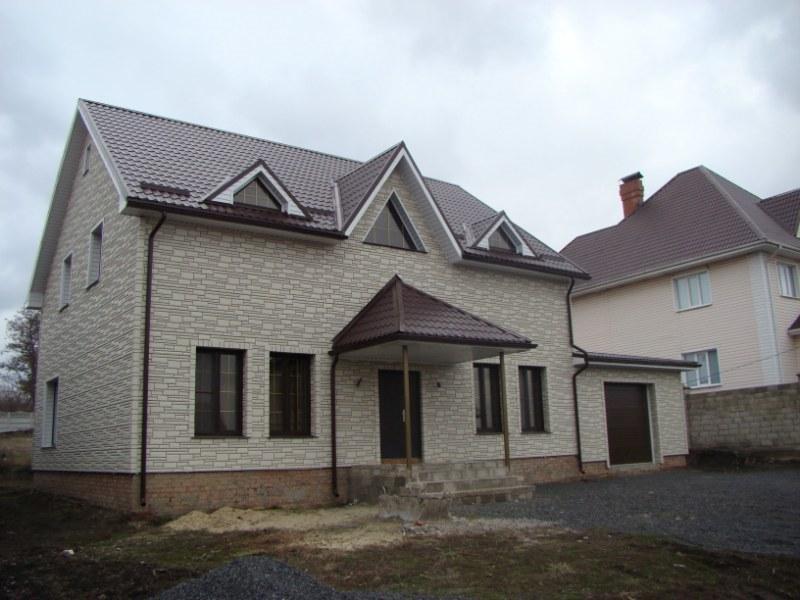 Вентилируемый фасад из фиброцементных плит – красиво и практично