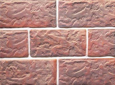 Терракотовая фасадная плитка