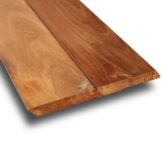 Панель деревянного сайдинга