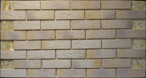облицовка фасадов искусственным камнем