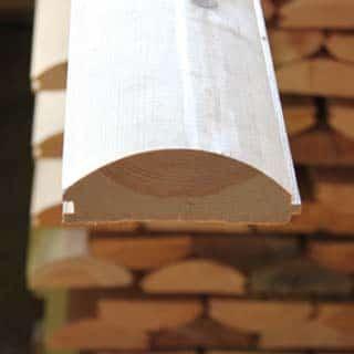 Доска Блок-Хауса из дерева