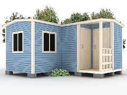 Насыщенные цвета сайдинга – идеальный вариант для загородного строительства