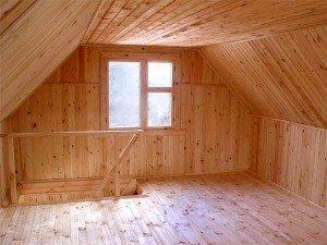 Отделка дома деревянным сайдингом