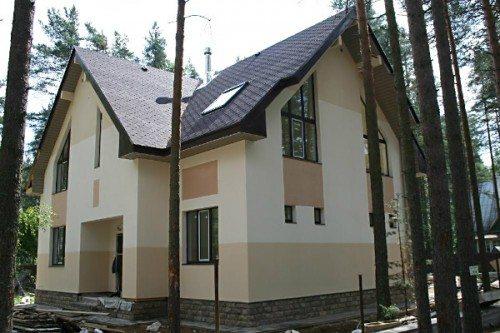 Фасадный декор из полиуретана – стильное архитектурное решение