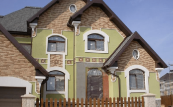 Фасад частного дома – как много в этой фразе