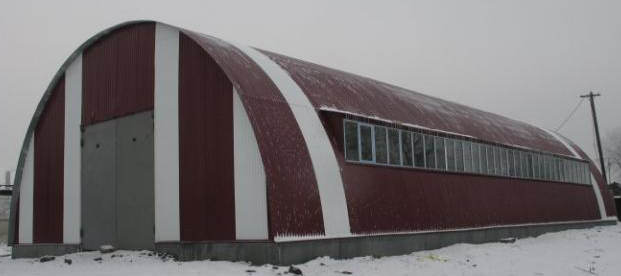 отделка фасадов металлопрофилем