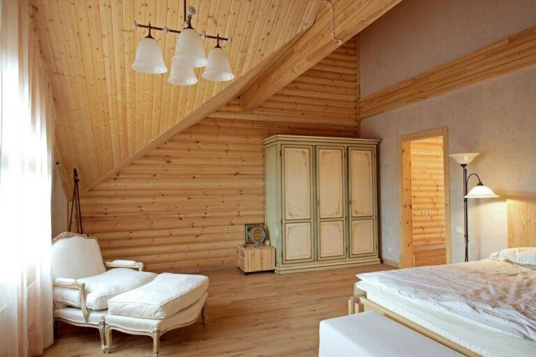 Блок хаус - вагонка: натуральность и стиль