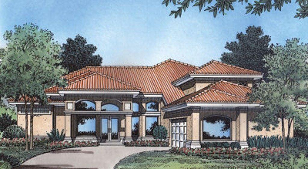 подбор цвета фасада и крыши