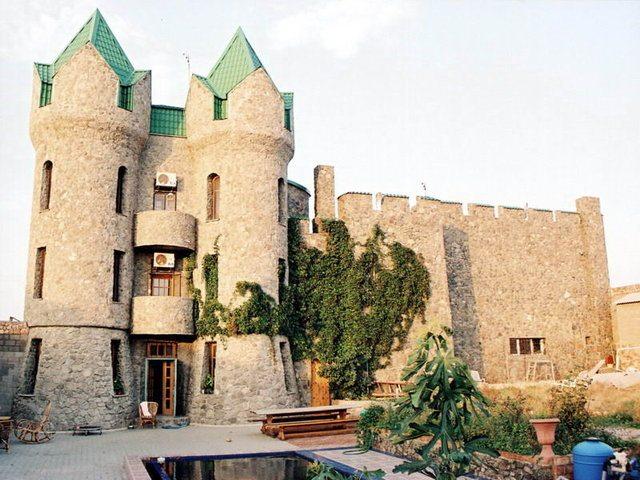 Настоящий замок