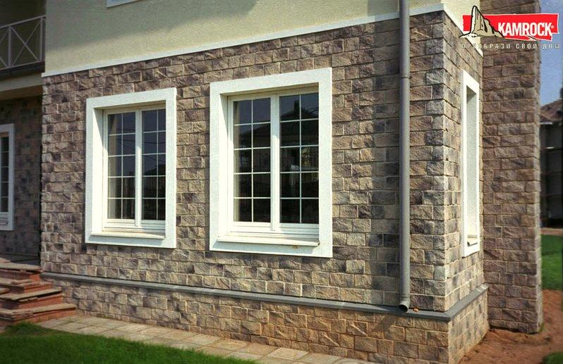 Цветовое решение фасадов зданий: варианты отделки