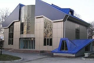 Алюминиевый вентилируемый фасад – стильный коттедж