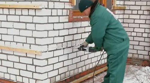 ремонт дома сайдингом